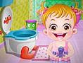 Neue Kostenlose Kinderspiele spielen Baby Hazel Bathroom Hygiene - In diesem süßenK