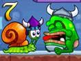Neue Kostenlose Denkspiele spielen Snail Bob 7: Fantasy Story - In diesem kniffligenDenkspiel geht