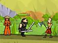 Ninja ve Ağma Kız 2