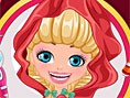 Kırmızı Başlıklı Kız Dişçide