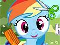 Neue Kostenlose Friseur Spiele spielen Little Pony Hair Salon - In diesem süßenFriseur Spiel stylt