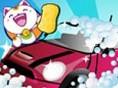 Araba Y?kama Oyunlar? Orjinal ad?Teen Mini Cooper Wash olan yeni bir flash oyun ile kar?
