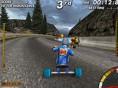 Dreirad-Drift