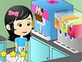 Neue Kostenlose Managementspiele spielen Ice Cream Frenzy - In diesem tollenManagementspiel betreib
