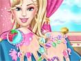 Neue Kostenlose Mädchen Spiele spielen Barbie Nails Spa - In diesem süßenM&aum