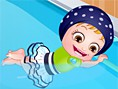 Hazel Yüzme Zamanı