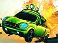 Çılgın Araba Aksiyonu