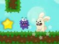 Neue Kostenlose Jump and Run Spiele spielen Wake the Rabbit - In diesem süßen Jump and Run Spiel müs