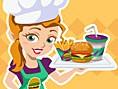 Neue Kostenlose Managementspiele spielen Burger Bistro - In diesem tollenManagementspiel begle