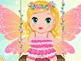 Neue Kostenlose Mädchen Spiele spielen Baby Bonnie Flower Fairy - In diesem süßen&nb