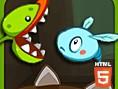 Neue kostenlose Reaktionsspiele spielen In Fly Trapmusst du eine Fliege mit Geschick vor den f