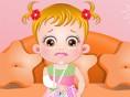 Neue Kostenlose Mädchen Spiele spielen Baby Hazel Hand Fracture - In diesem süßen&nb