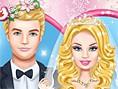 Neue Kostenlose Mädchen Spiele spielen Barbie Wedding Prep - In diesem süßenM&