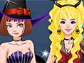 Neue Kostenlose Mädchen Spiele spielen BFF Halloween Night - In diesem süßenMädchen Spiel wollen si