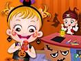 Neue Kostenlose Mädchen Spiele spielen Baby Hazel Halloween Crafts - In diesem süßen
