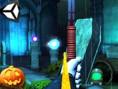 Meisterbogen- schütze Halloween