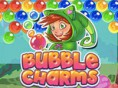Spiele das bunte Match 3 Spiel Bubble Zauber online und kostenlos Bubble Charms - Die Bubbles sind l