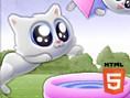 Neue Kostenlose Rekorddistanzspiele spielen Extreme Kitten - In diesem süßenRekorddistanzspiel will