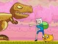 Jake ve Finn Çılgın Zıplama