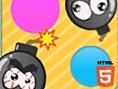 Neue Kostenlose Geschicklichkeitsspiele spielen Slice the Candy - Du liebst Spiele à la Sushi