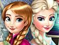 Neue Kostenlose Mädchen Spiele spielen Frozen Fashion Rivals - In diesem spannendenM&auml