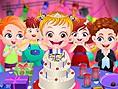 Baby Hazel Geburtstagsparty