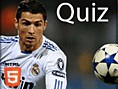 Football Star Quiz