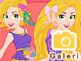 Ücretsiz Masal Oyunlar? Orjinal ad?Now and Then Rapunzel: Sweet Sixteen Game olan yeni bi
