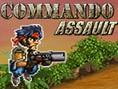 Neue Kostenlose Actionspiele spielen Commando Assault - In diesem spannenden Actionspiel kämpft