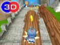 Neue Kostenlose 3D-Spiele spielen Super Castle Sprint - In diesem spannendenGeschicklichkeitss