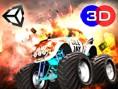 Neue Kostenlose 3D-Spiele spielen Monster Stunts 3D - In diesem tollen 3D-Spielrast ihr mit ei