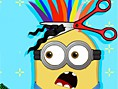 Neue Kostenlose Mädchenspiele spielen Minion At Hair Salon - In diesem süßenM&