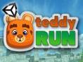 Neue Kostenlose Geschicklichkeitsspiele spielen Teddy Run - In diesem spannenden Geschicklichkeitssp