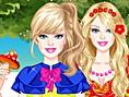 Cute Enchanted Princess Dress Up