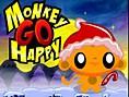Neue Kostenlose Denkspiele spielen Monkey Go Happy North Pole - In diesem tollenDenkspiel geht
