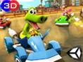 Neue Kostenlose Actionspiele spielen Go Kart Go Ultra- In diesem tollen Actionspielrast ihr mi