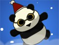 Rocket Panda Xmas Cookie Quest
