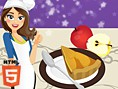 French Apple Pie - Cooking with Emma HTML5