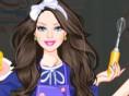 Neue Kostenlose Mädchenspiele spielen Chef Princess Dress Up - In diesem süßen Mädchenspielstylt ih