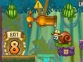 Neue Kostenlose Denkspiele spielen Snail Bob 8 Island Story - In diesem kniffligenDenkspiel ge