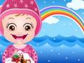 Ücretsiz k?z oyunlar? online Sevimli Hazel bebek bu sefer mevsimleri ö?reniyor! Bebek bak?