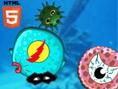 Ücretsiz Mobil Oyunlar Html5 Oyunlar ?i?en bal?k oyununun ikincisi olan Battle Fish 2 yine ilki