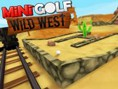 Mini Golf Vahşi Batı 3D