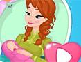 Ücretsiz Sevgi Oyunlar? Oyna Annabella's Valentine Baby, Bebek Geliyor oyununda senden iste