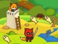 Ücretsiz Beceri Oyunlar? Online Strikeforce Kitty 2, Kedi Tak?m? yine görev ba??nda! Engel