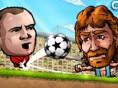 Ücretsiz Futbol Oyunlar? Online Puppet soccer champions, Koca kafa kukla maç? devam ediy