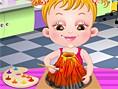 Ücretsiz Bebek Bak?c?s? Oyunlar? Baby Hazel Science Fair, Bebek Hazel yine görev ba??nda,