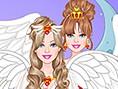 Bedava K?z Oyunlar? Flash Sitesi Angel Bride Dress Up, Melek Gibi Gelin oyunu seni bekliyor. Gü