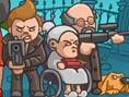 En Yeni Macera Oyunlar? Sitesi Family Rush, Ailece Atak oyununda dü?manlar?na kar?? koymal?s?n.