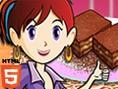 Saras Cooking Class: Caramel Brownie